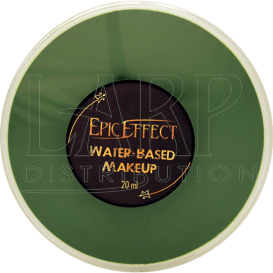 Epic Effect Water-Based Make Up - Dark Green