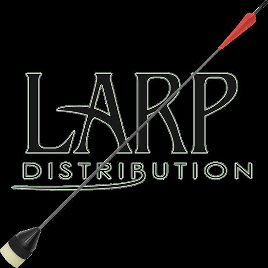 LARP Arrows - Flat Tip