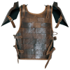 Ork Armour - Rust Patina - Size Small