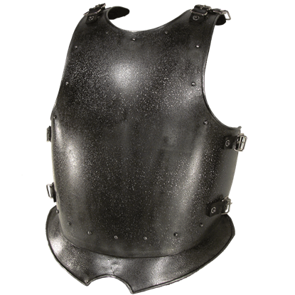 Breastplate Dark Warrior - Epic Dark - Size Medium