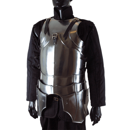 Gothic Cuirass with Tassets