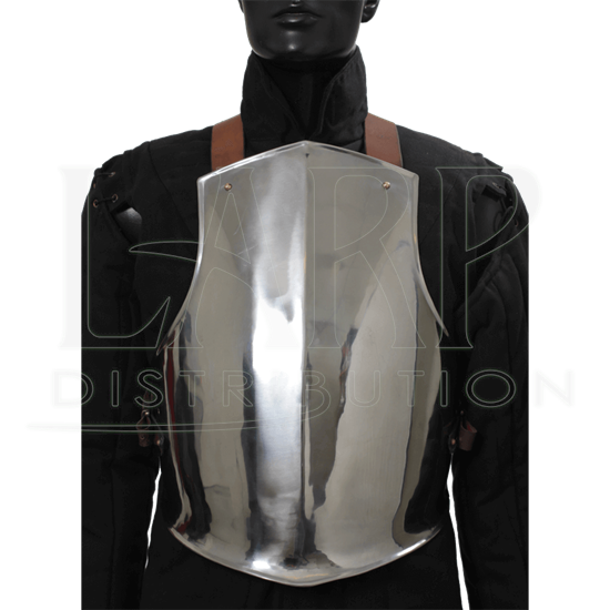 Ready For Battle Breastplate - Steel