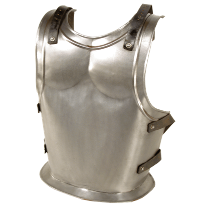 Backplate for King or Templar - Size Medium