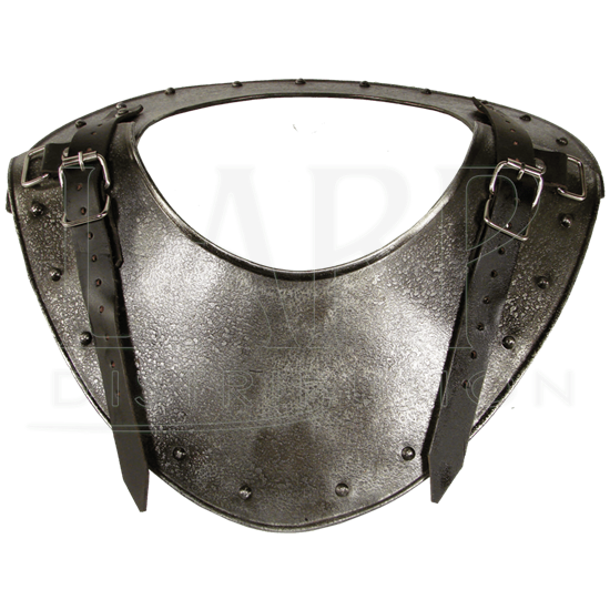 Dark Warrior Gorget