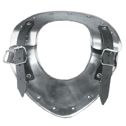 Childs Warrior Gorget