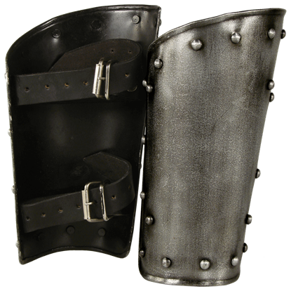 Dark Warrior Arm Bracers