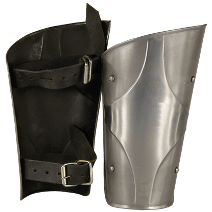 Kings Steel Arm Bracers