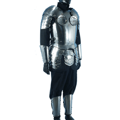 Warrior Complete Armour Package - Size Medium