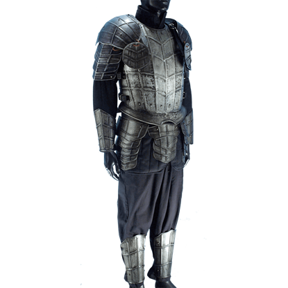 Dark Drake Complete Armour Package - Size Medium