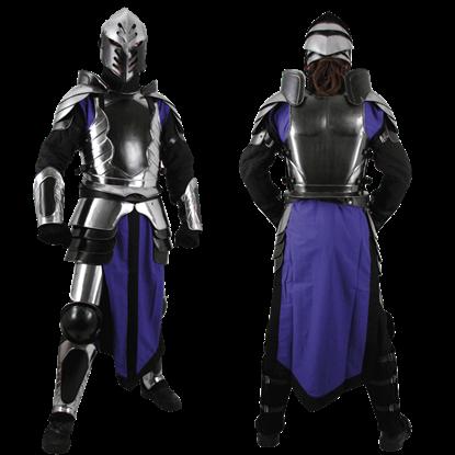 Black Ice Complete Armour Set