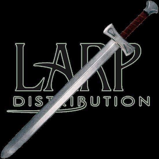 Ready For Battle Knight LARP Sword