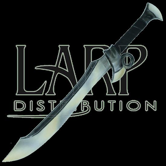 Dark Elven Blade LARP Sword