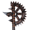 Steampunk LARP Gear Axe