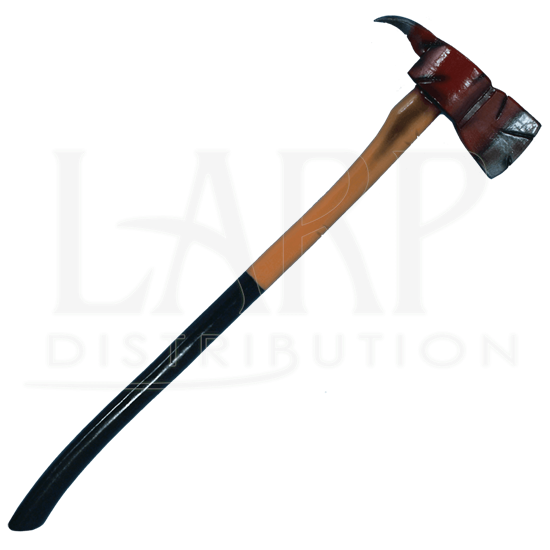 LARP Fire Axe - Dark Moon Collection