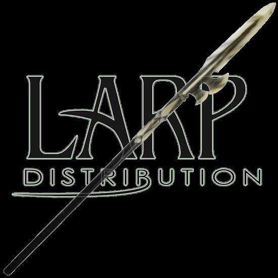 Dark Elven LARP Glaive