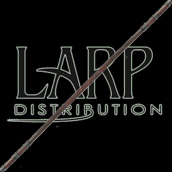 Braced LARP Staff