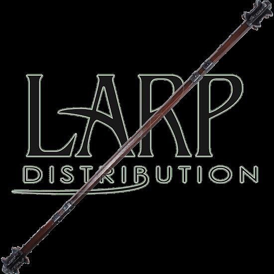 Double-Headed LARP Staff Mace