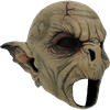 Ochre Feral Orc Mask