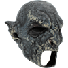 Monstrous Blue Orc Mask