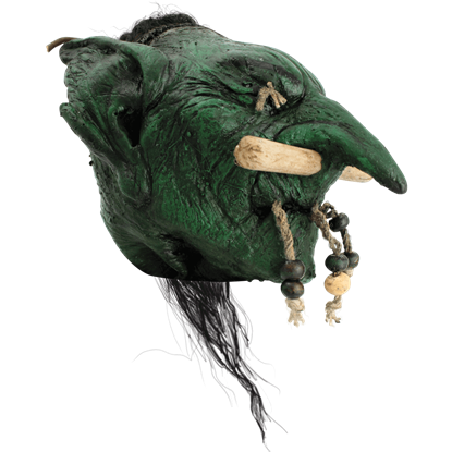 Goblinoid Shrunken Head