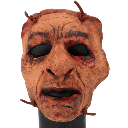 Human Face Trophy Mask