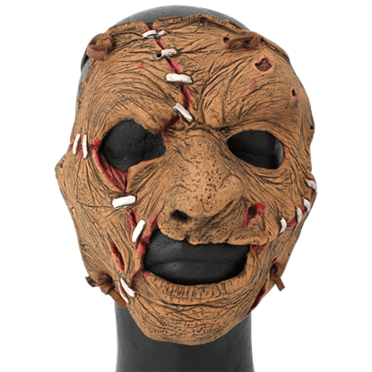 Stitched Skin Trophy Mask
