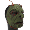 Green Orc Trophy Mask