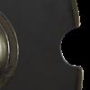 Black Roman Cavalry LARP Shield