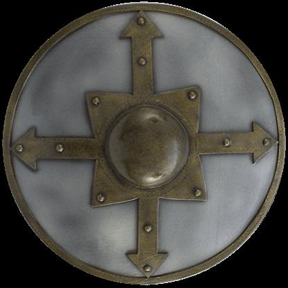 LARP Marauder Round Shield