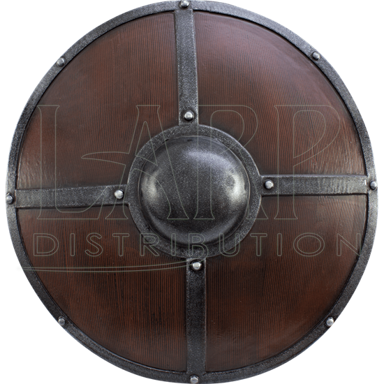 Ironshod LARP Viking Shield