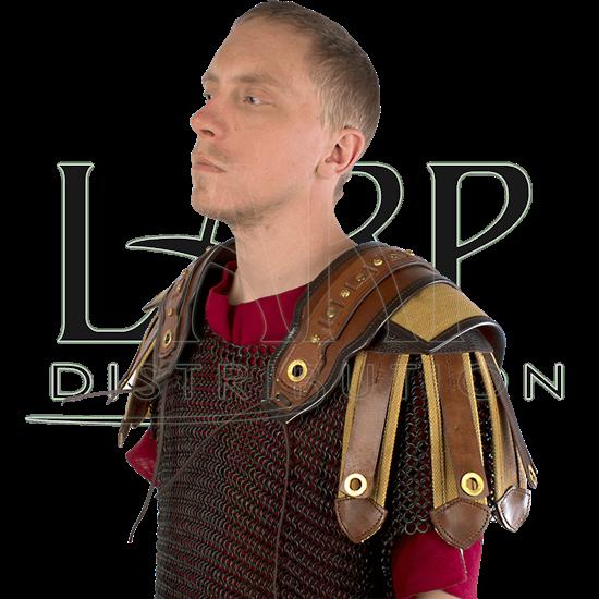 Roman Shoulder Armour
