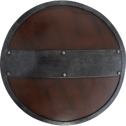 Celtic Braced LARP Shield