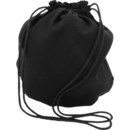 Ready For Battle Drawstring Purse