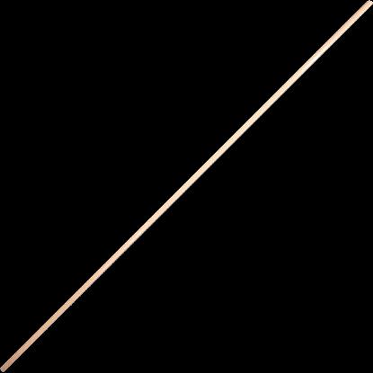 Fiberglass Core Rod - 47 Inch