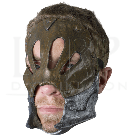 Copper Berserker Trophy Mask