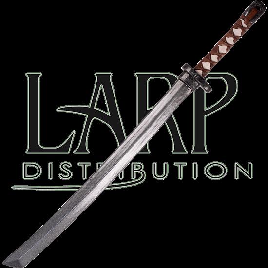 Traditional LARP Katana