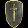 Ready For Battle Sword LARP Kite Shield