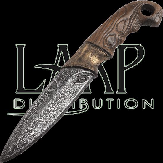 Woodsman LARP Throwing Knife