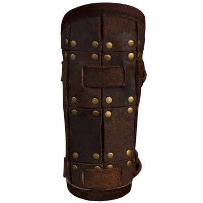 RFB Fighter Leather Bracers
