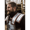 Polished Steel Viking Armour