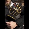 Black Hourglass Gauntlets