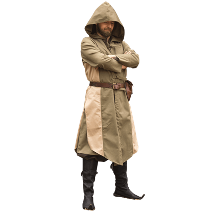 Altair Assassins Long Vest