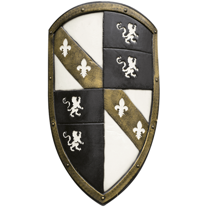 White Lion LARP Shield