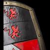 Red Lion LARP Shield
