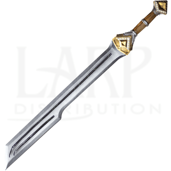 Dwarf Single Edge LARP Sword