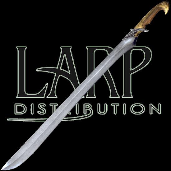 Elven Warrior Long LARP Sword