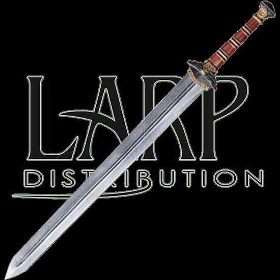 Jian Short LARP Sword
