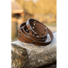 Leather Multi Strap Bracelet