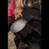 Darkened Rondel Hand Protection