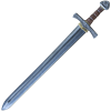 LARP Crusader Short Sword